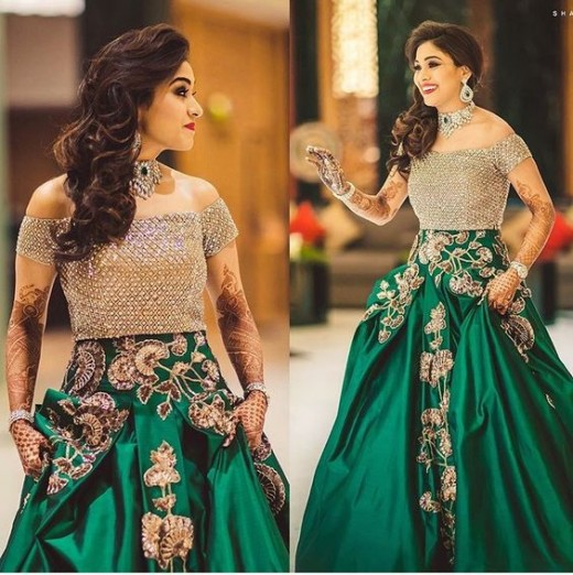 Gowns for Indian Brides