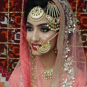 Nose ring for brides