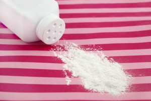 Talcum powder hacks