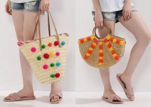 Craft POM POM Bags