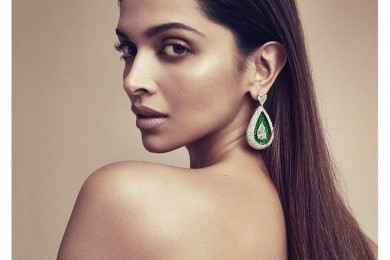 Deepika Padukone Graces The Cover Of Vanity Fair On Jewellery