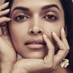 Deepika Padukone's Graces The Cover Of Vanity Fair On Jewellery