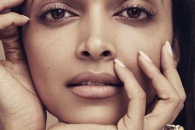 Deepika Padukone's Graces The Cover Of Vanity Fair On Jewellery