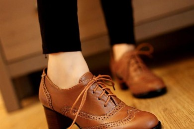 Handcrafted Oxford Shoes