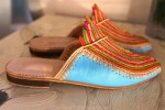 Moroccon Embriodered Footwear