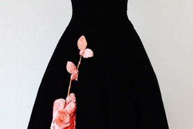 Black dress wardrobe essential