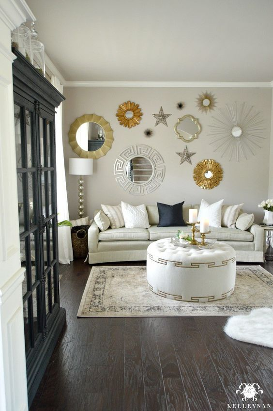 Decorating Walls Behind The Sofa Fashion In India Threads