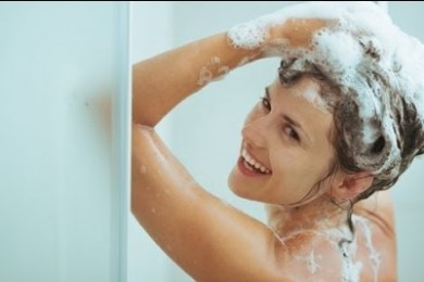 Correct Way To Shampoo And Condition Hair