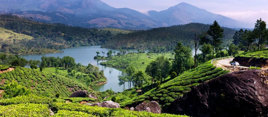 Munnar Honeymoon destination India