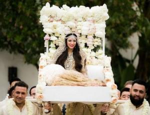 Palki for Indian Brides