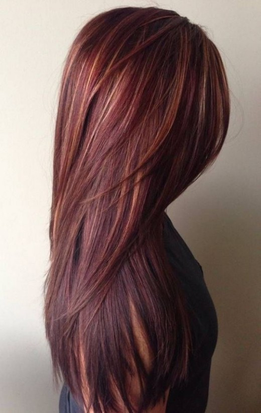 Color hair naturally