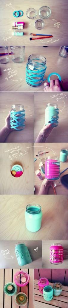 DIY Light gifts for diwali