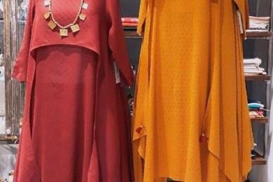 Handkerchief Dresses for diwali