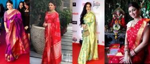 Silk sarees for karvachauth