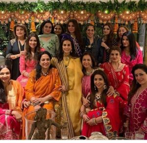 What to wear on karvachauth