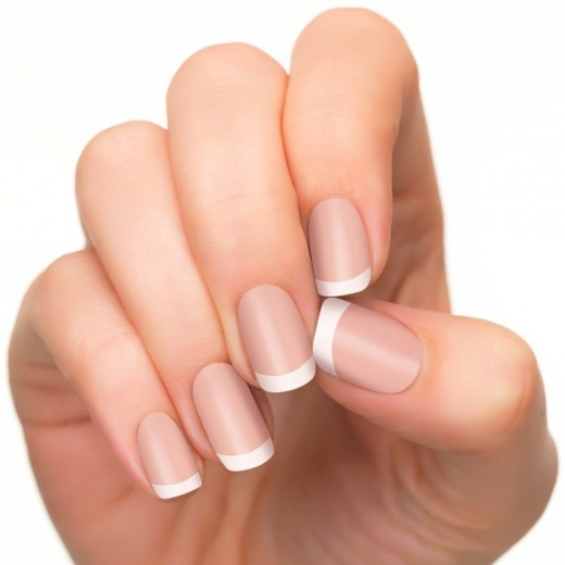 5 ways to do French Manicure