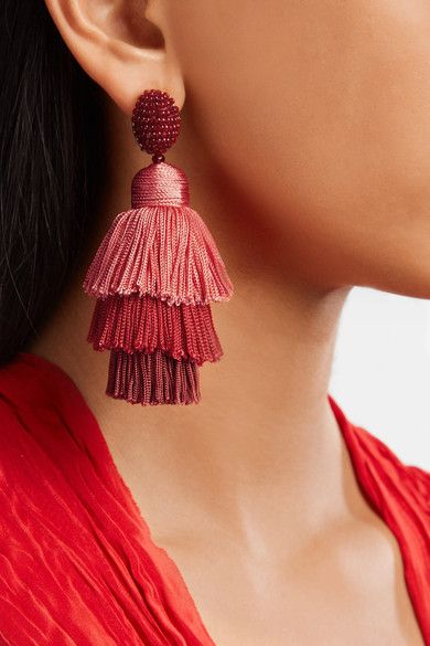 Diy Tassel Earrings Fashion In India Threads