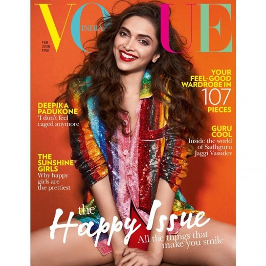 HappyIssues in Vogue