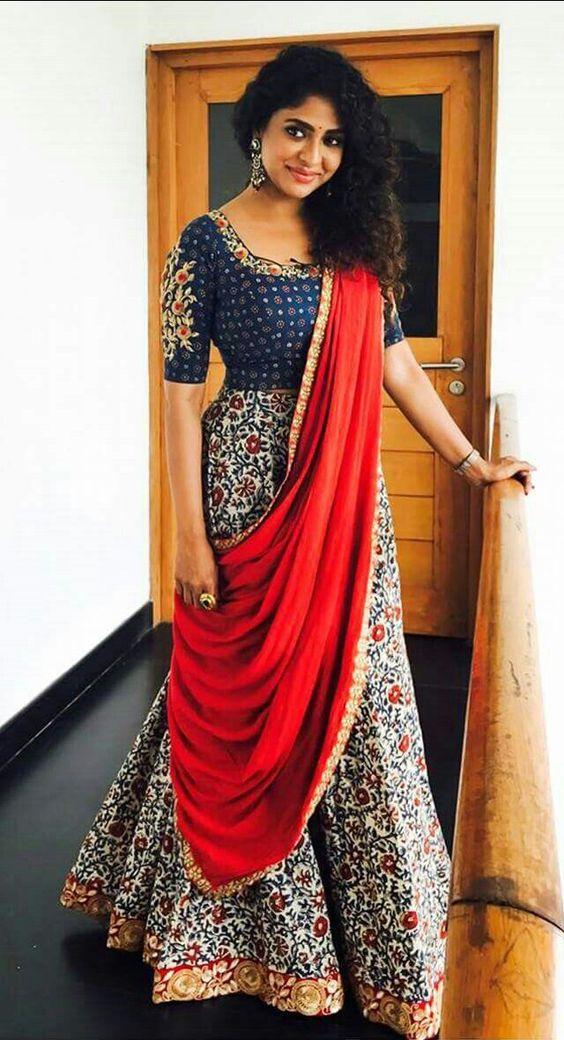 7 Ways To Look Chic In Kalamkari Threads