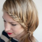 Easy Lace Braid Tutorial