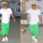 We Love Ranveer Singh's Wacky Skirt Look For Women's Day