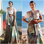 Wear Holographic Fashion- The Bollywood Style