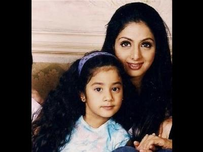 Sri devi daughter Jahnvi Kapoor letter