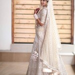 White Bridal Lehngas For The Bravehearted