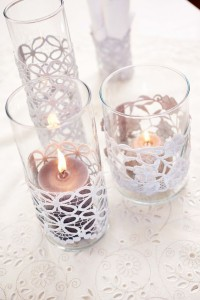 lace for home decor