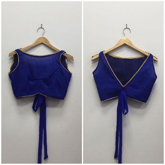 Bow design blouses