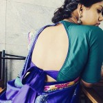 5 Alluring Blouses In Bow Style