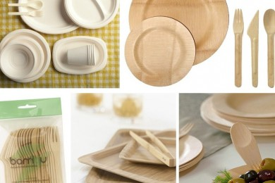 Replace plastic cutlery with Bamboo cutlery