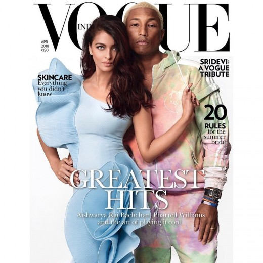 Vogue India Cover April 2018