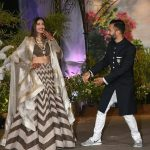 Wearing White Sneakers- Anand Ahuja And Rhea Kapoor Way