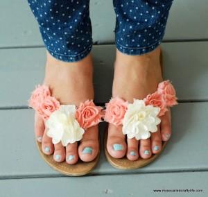DIY flip flop
