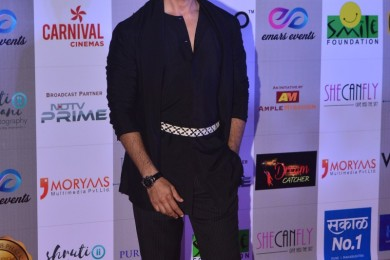 Shahid kapoor at Dadasaheb Phalke awards