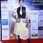 Shilpa shetty at Dadasaheb Phalke awards