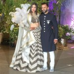 All From The Grand Reception Of Sonam Kapoor And Anand Ahuja