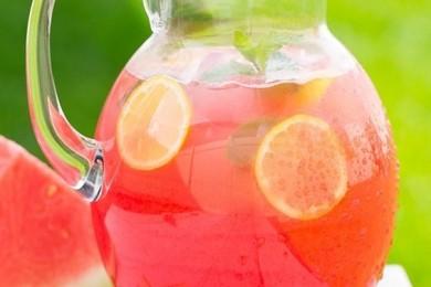 Watermelon Lemonade