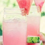 4 Luscious Summer Drinks Made From Watermelon