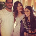 Akash Ambani And Shloka Mehta Pre-Engagement Mehndi Party