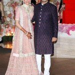Bollywood Stars At Akash Ambani And Shloka Mehta Pre Engagement Party
