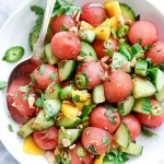 4 Lip-Smacking Watermelon Salad Recipes