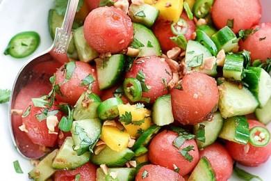 4 Lip-Smacking Watermelon Salad Recipes