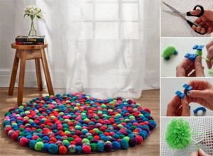 DIY rug ideas