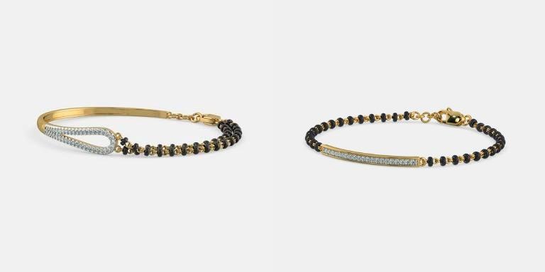 Mangalsutra Bracelet