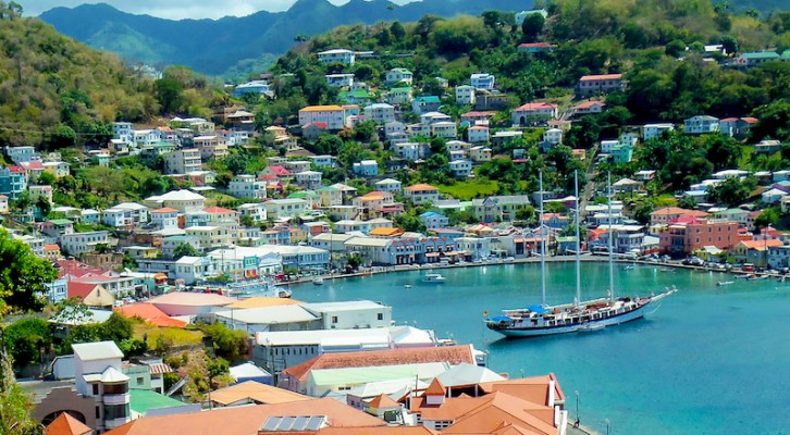 Grenada Visa free for Indians