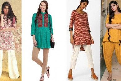 Kurti wardrobe college essential