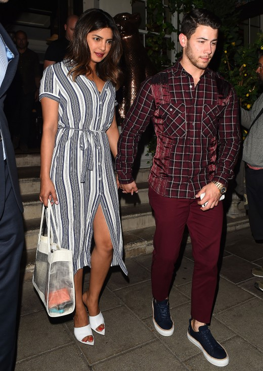 Priyanka Chopra Nick Jonas engagement