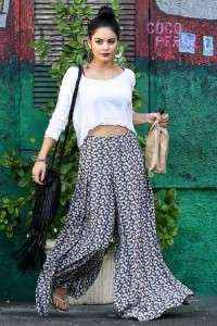 Styling palazzo for summers